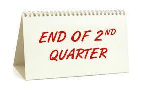 End of Second Quarter Featured Photo