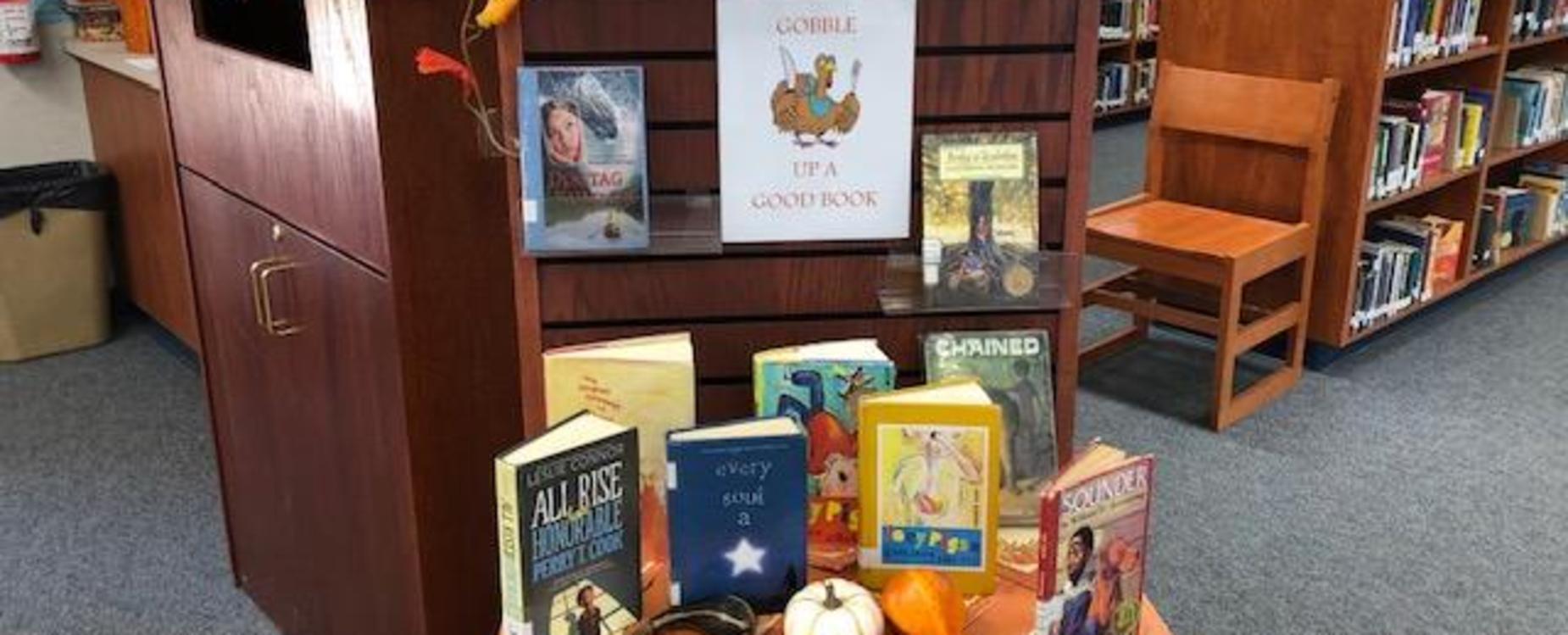 November Feast of Books