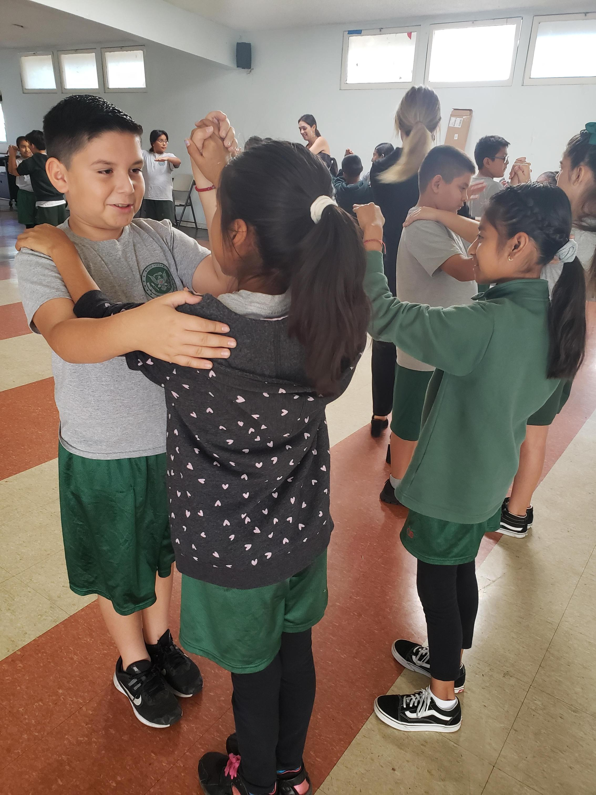 Conga Kids - Social and Emotional Development Dance Program