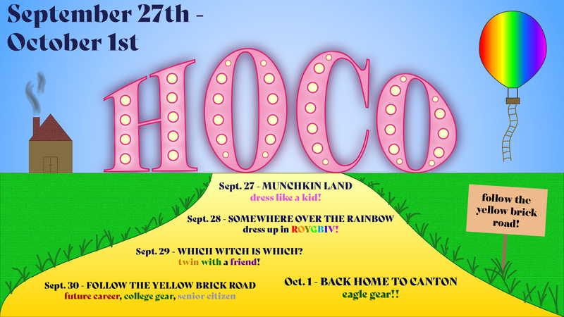 HOMECOMING WEEK INFORMATION Featured Photo