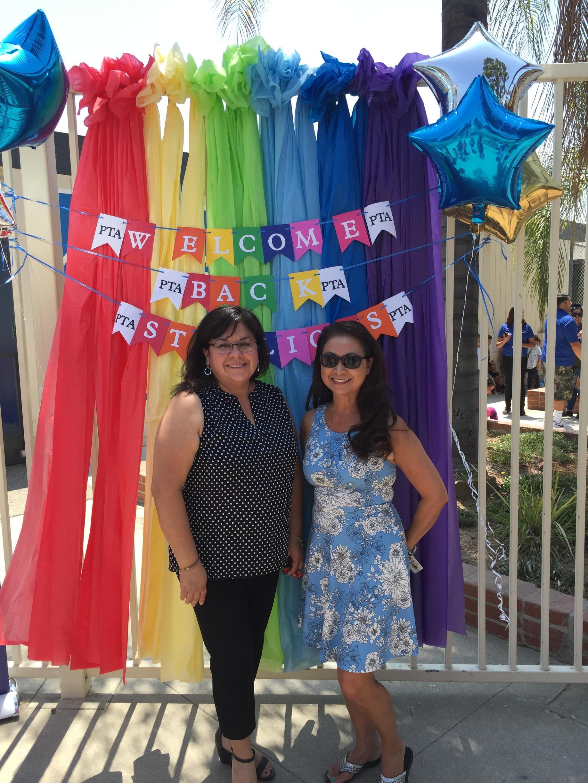 Mrs. Soltero-Solis & Mrs. Gutierrez