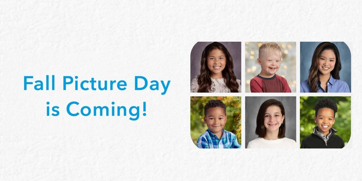 Salina Intermediate Picture Day Monday October 11