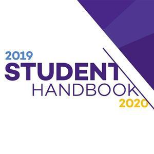 2019-2020 Student Handbook