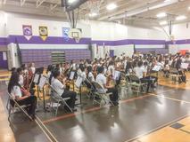 6th Grade Band and Orchestra
