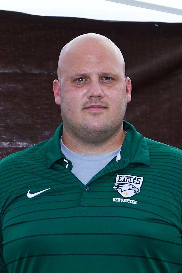 Assistant Coach Jason Donkersloot