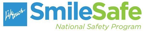 Lifetouch SmileSafe Logo