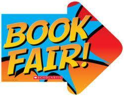 Scholastic Book Fair is Here! Thumbnail Image