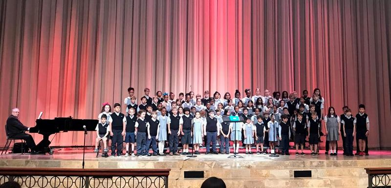 lower school choir