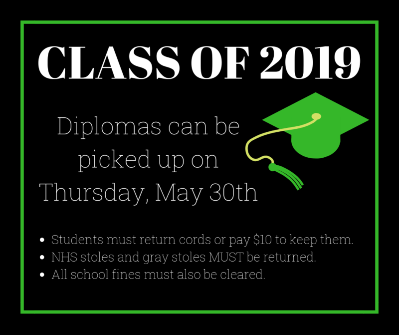 Diploma Pick Up Thumbnail Image