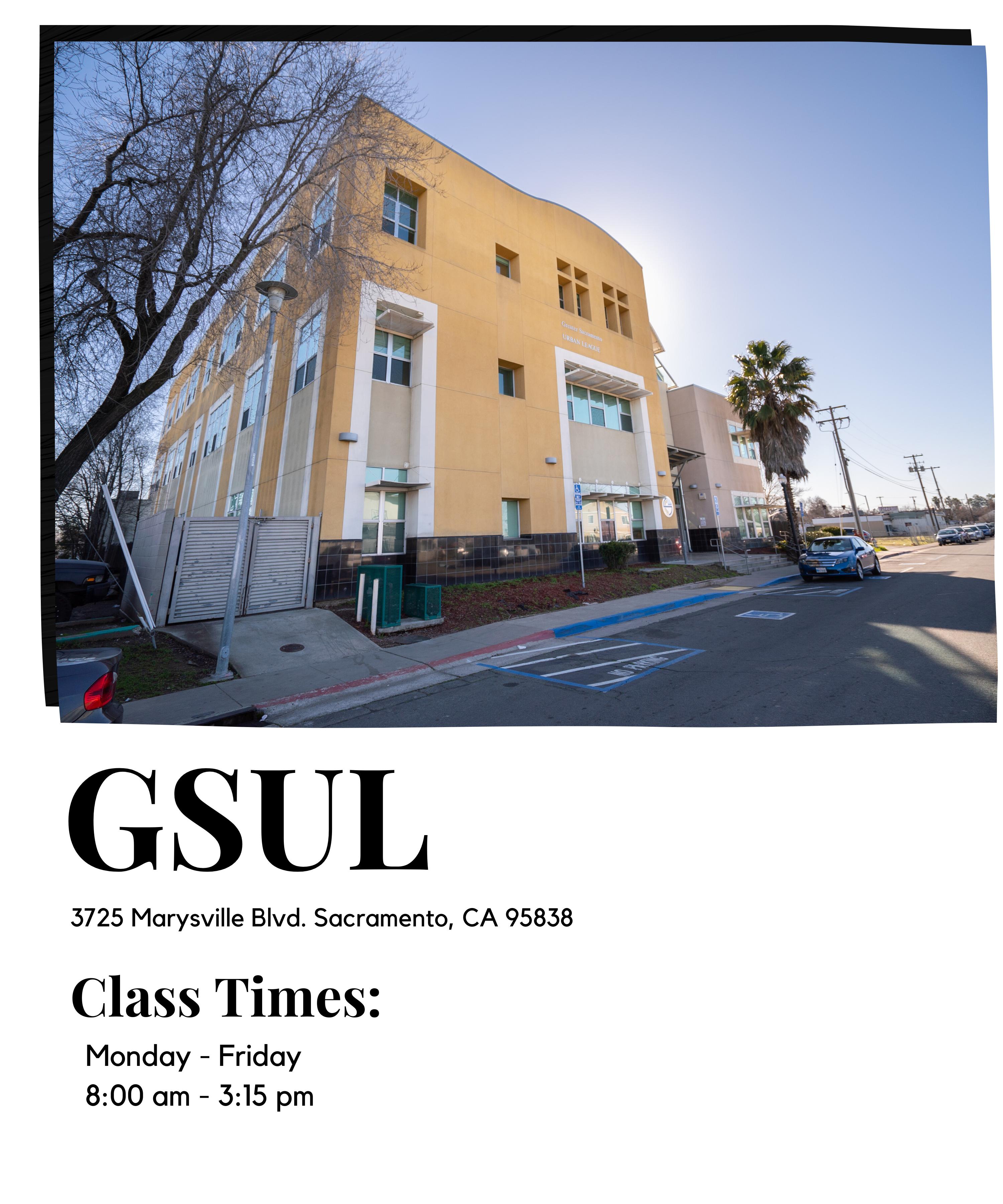 gsul building