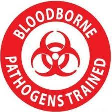 Bloodbourne Pathogen Trained clipart