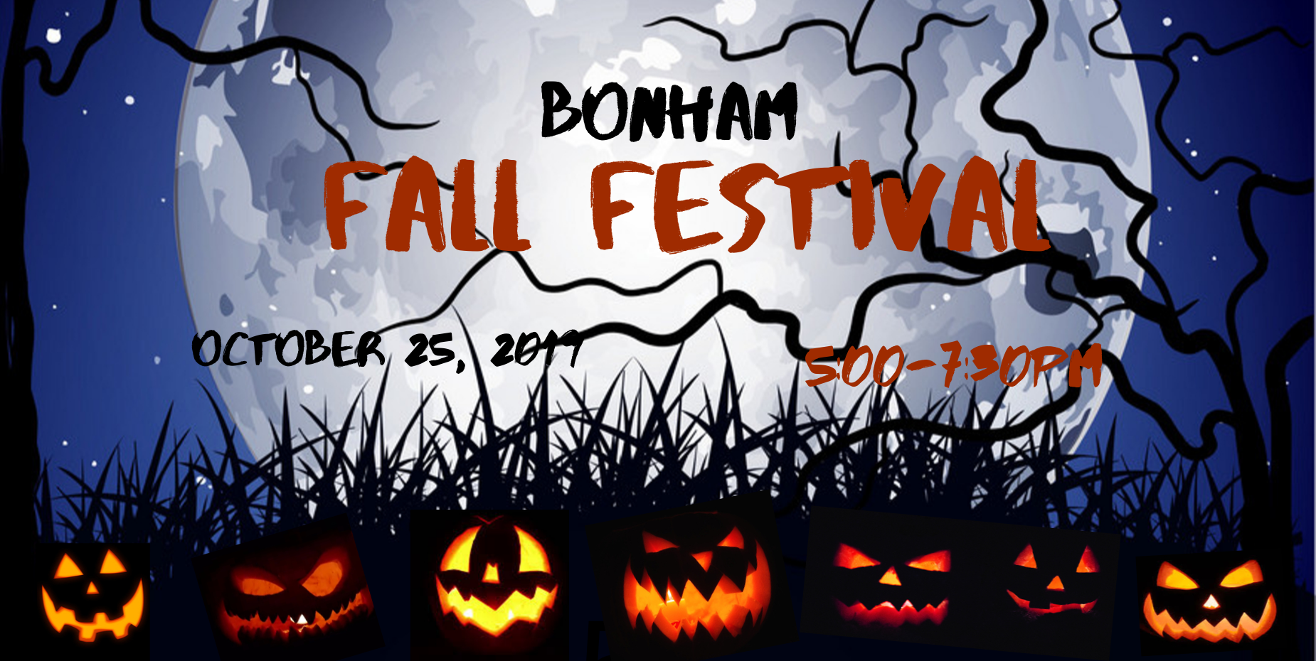 Fall Festival Oct. 25th
