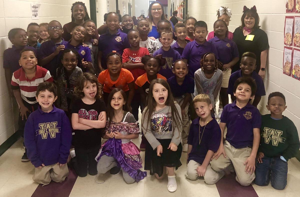emily c  watkins elementary school