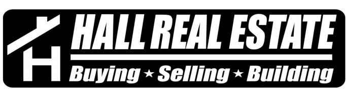Hall Real Estate Logo
