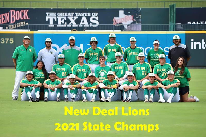Lions Baseball Wins State!!! Featured Photo
