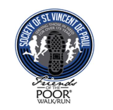 Friends of the Poor walk/run