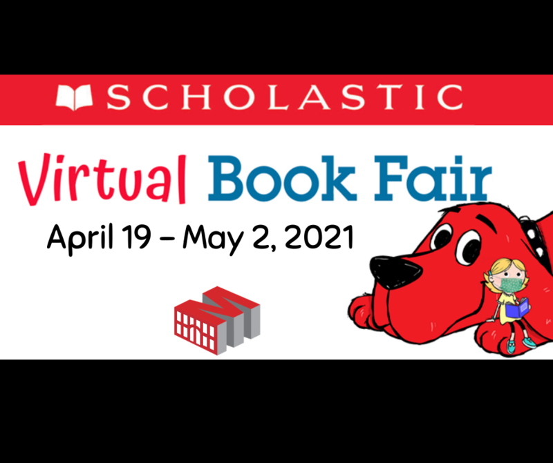 TMSA's Spring 2021 Book Fair Featured Photo