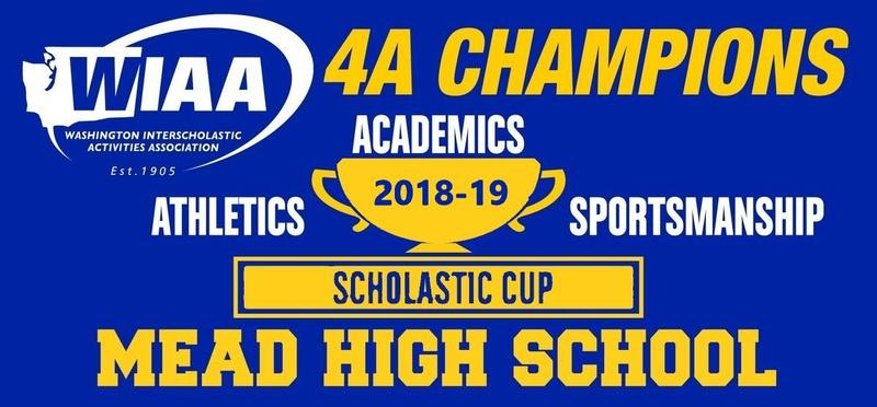 Scholastic Cup Banner
