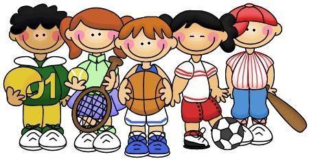 cute sports kids