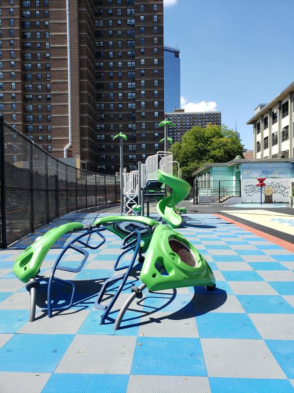 School playground學校遊戲區