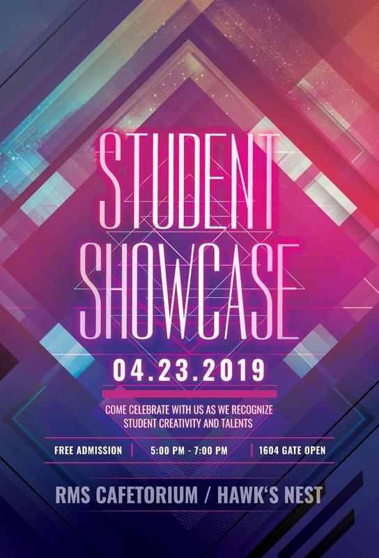RMS Student Showcase