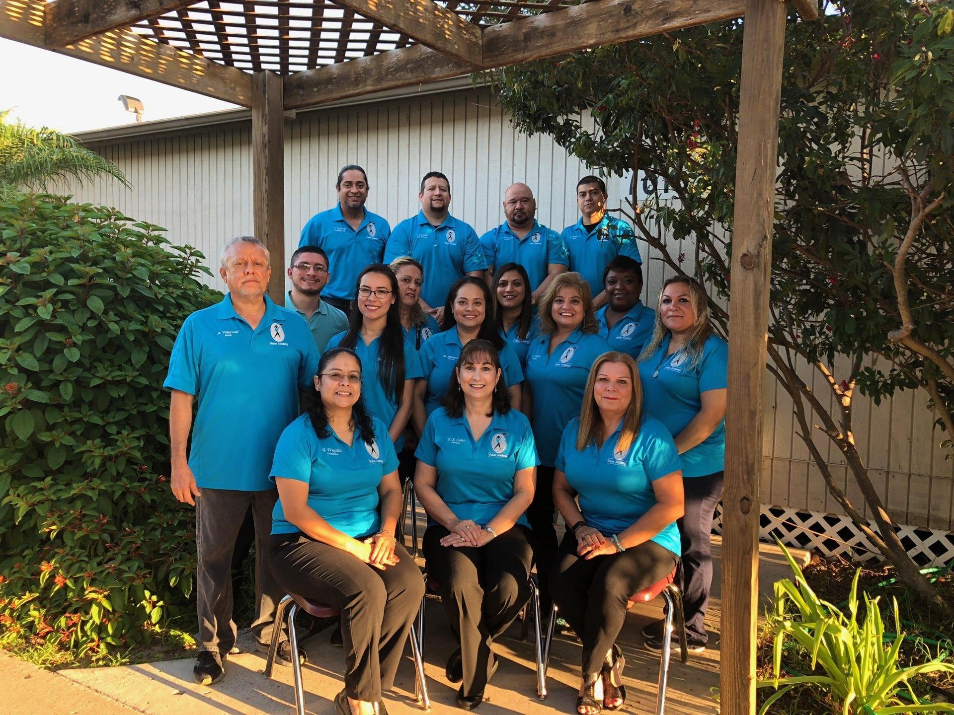 Vision Academy Staff