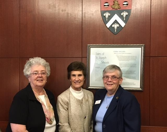 The Sisters of St. Joseph Celebrate Founder's Day Featured Photo