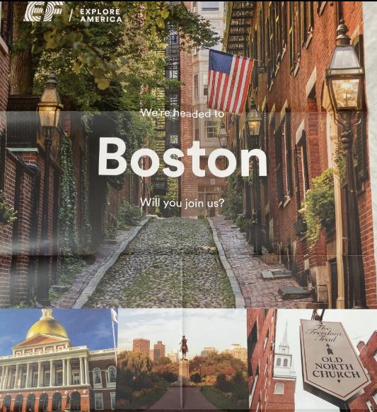 Trip to Boston & New York Thumbnail Image