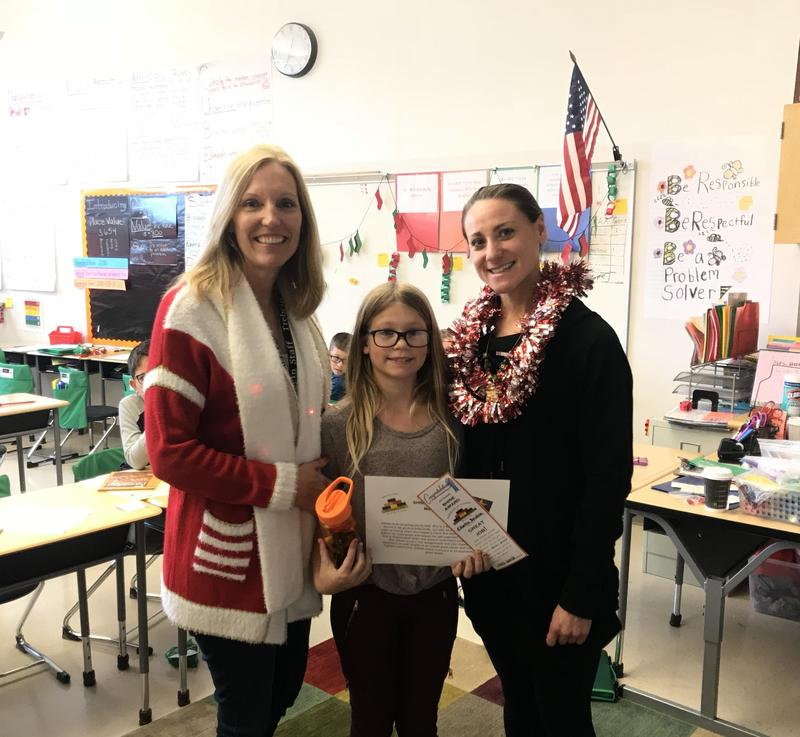 Trebein's December 2019 Shine Award Recipient Featured Photo