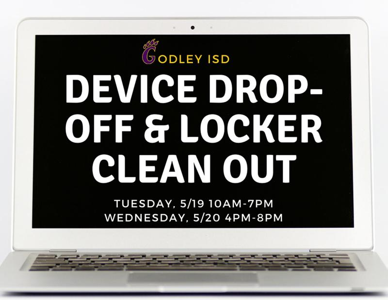 DEVICE DROP-OFF & LOCKER CLEAN OUT PLANS