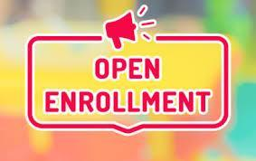 Open Enrollment - New Incoming Students Featured Photo