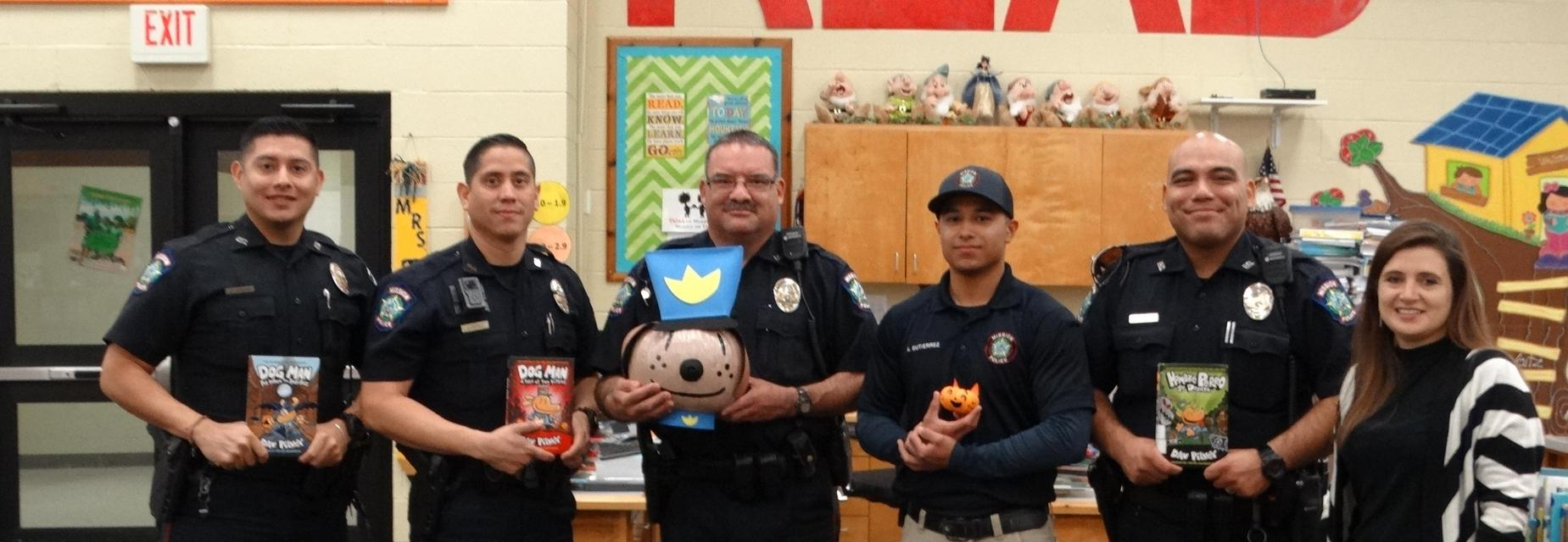 Mission PD visits the LRC