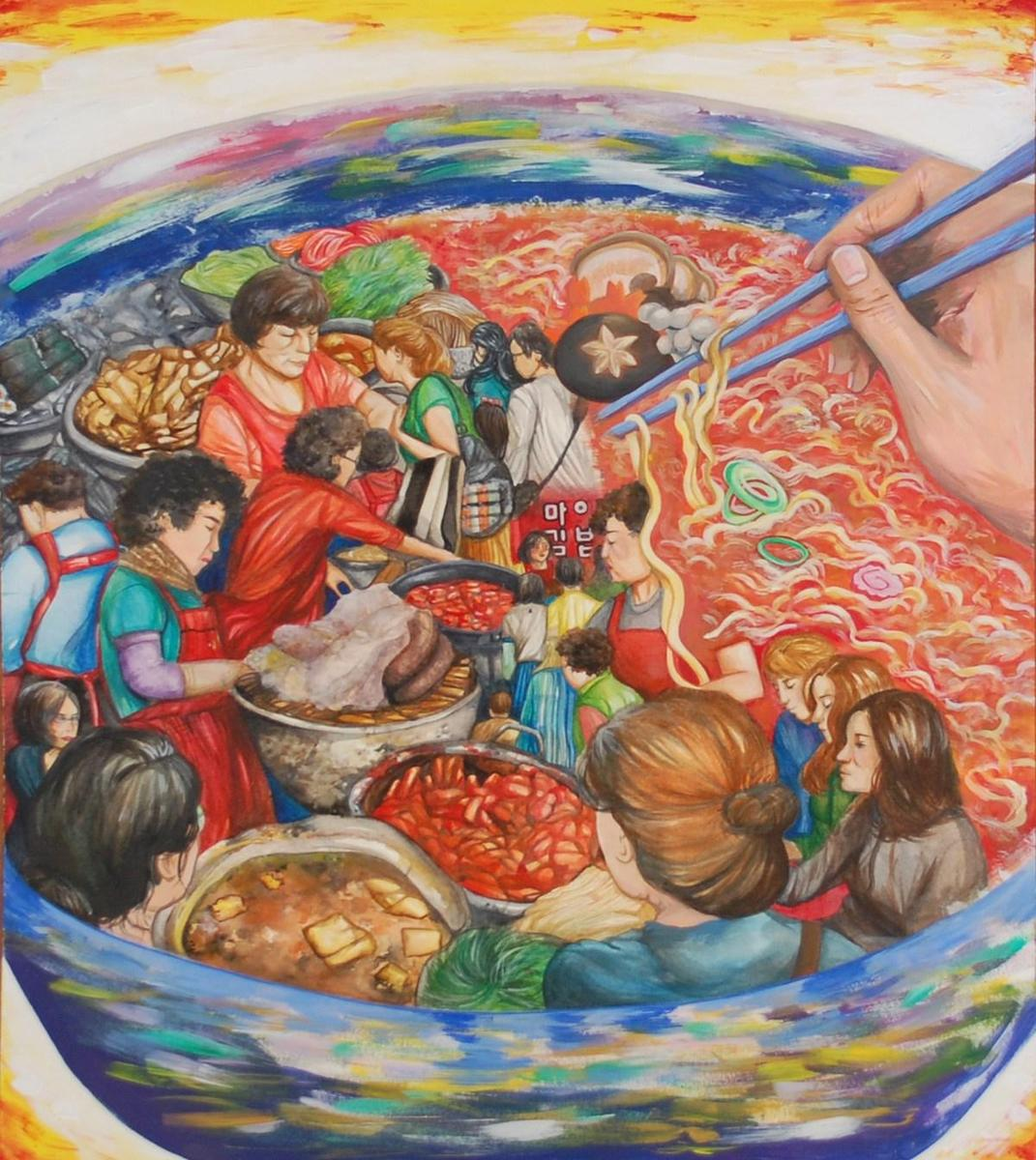 2017-18 Reflections Contest - Visual Arts 1st Place Jamie Doo