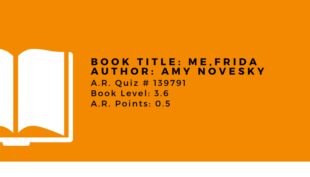 Me, Frida Book Information