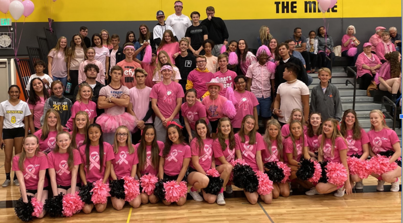 Pink Out Cancer Awareness