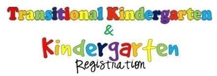 TK Kindergarten Registration