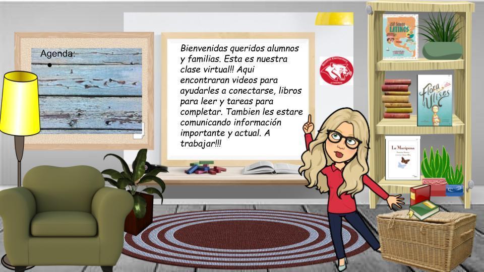 Mrs. Giuseppetti's Virtual Classroom