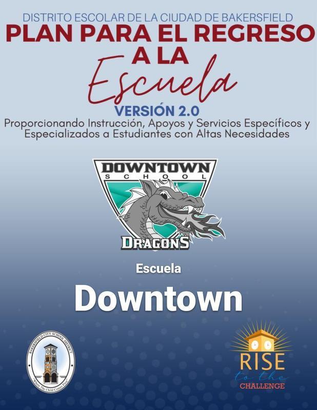 Downtown Plan Para El Regreso a la Escuela Featured Photo