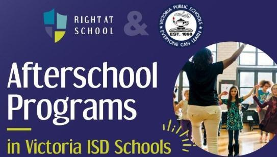 VISD to Offer New After-School Enrichment Program Thumbnail Image