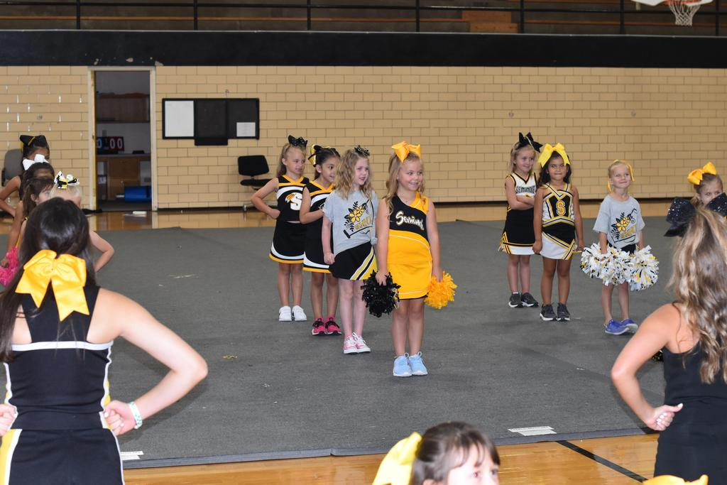 Mini-Cheer Camp 2019