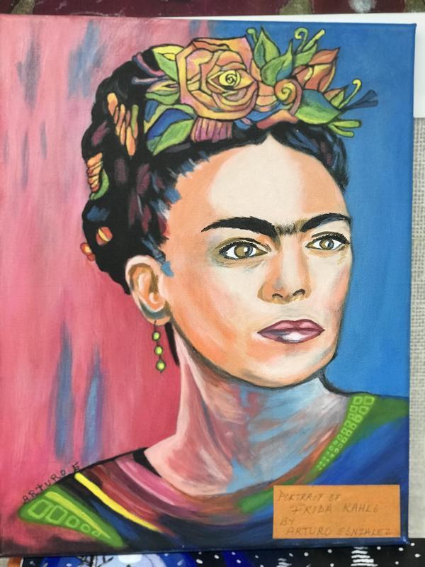 Frida by Arturo