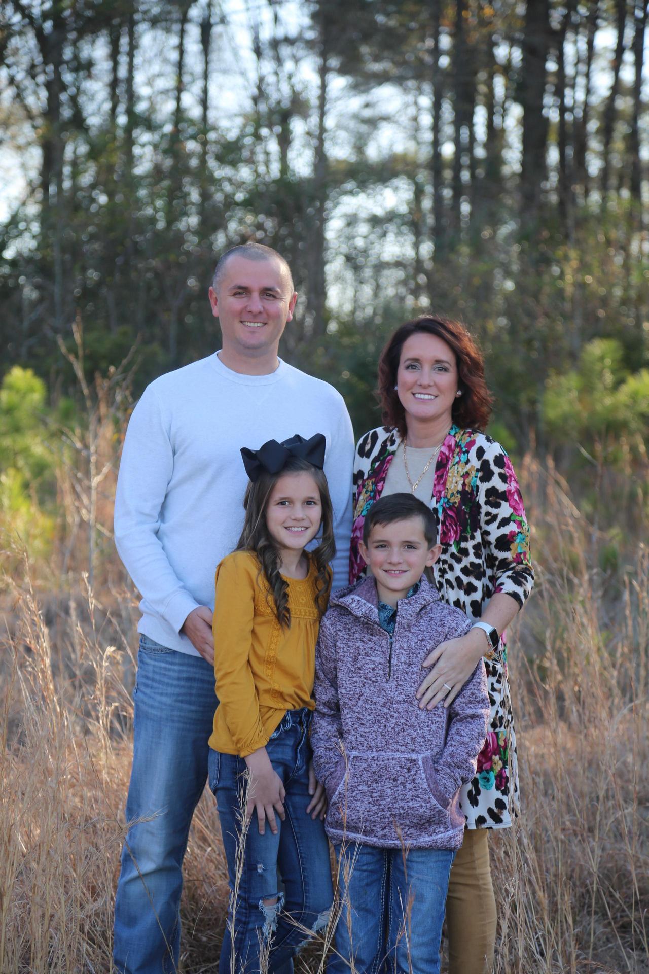 Mrs. Martin's family