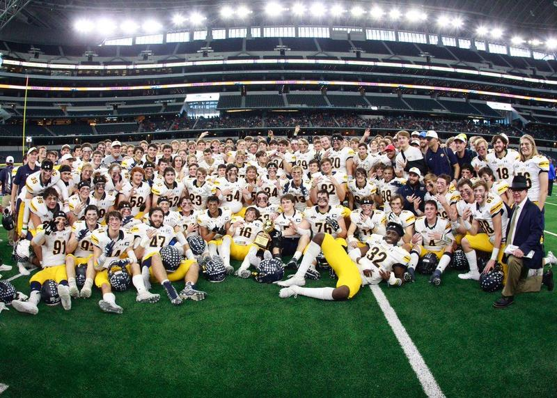 Scots advance to state championship game; will face Alvin Shadow Creek Saturday at AT&T Stadium Featured Photo