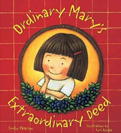 Ordinary Mary Book Cover