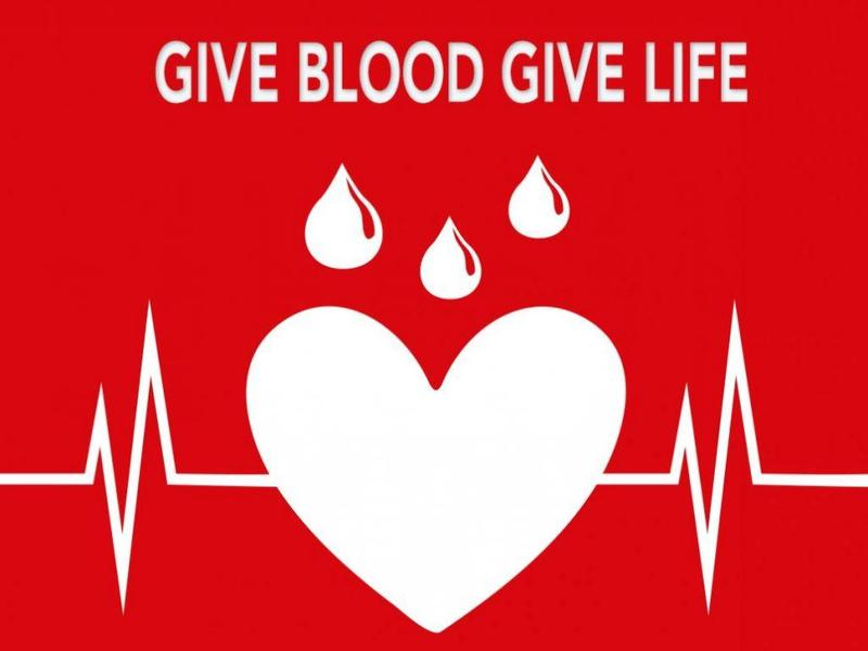 Give Life! Give Blood on April 4! Thumbnail Image
