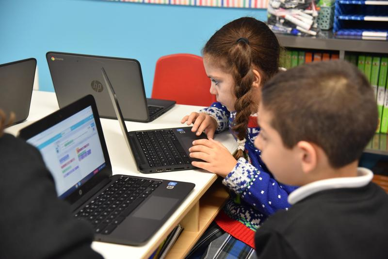 Pilibos Scholars participate in The Hour of Code! Featured Photo