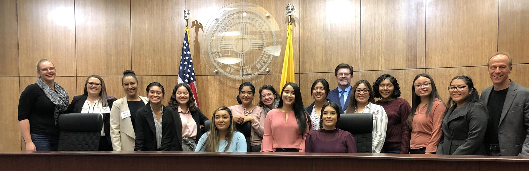 SVA Students at the NM Court of Appeals
