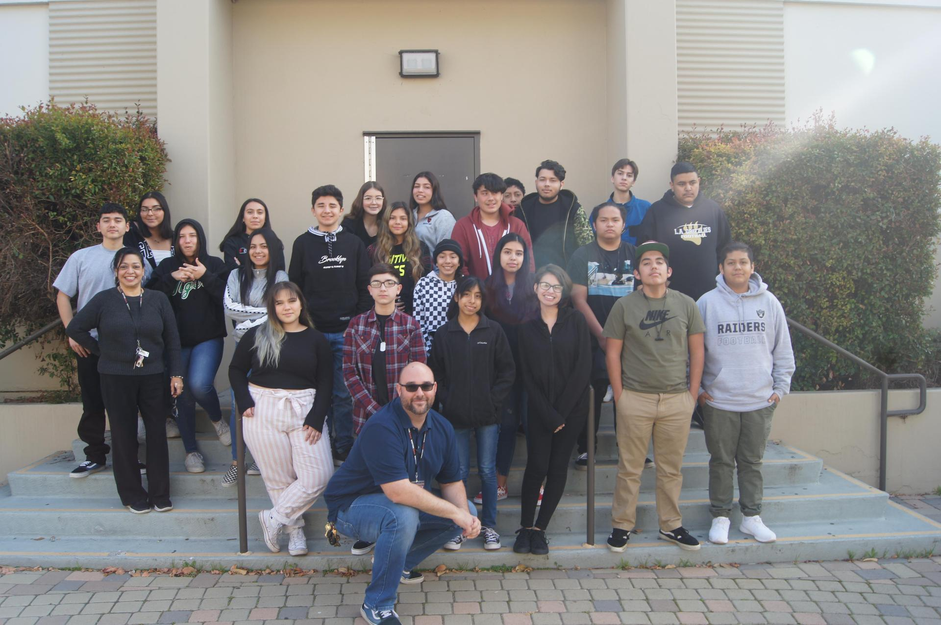 CCA Students