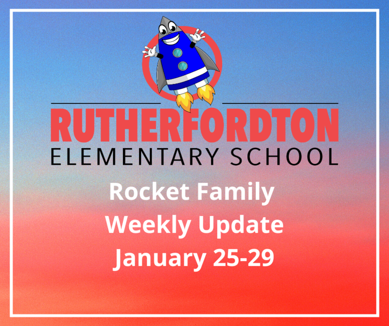 Rocket Family Weekly Update - Week of January 25-29 Featured Photo