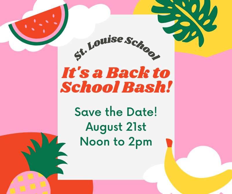 Back-to-School Bash on August 21 Featured Photo